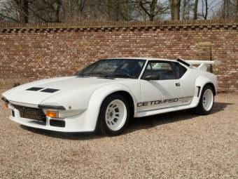 Ford Pantera For Sale >> De Tomaso Pantera Classic Cars For Sale Classic Trader