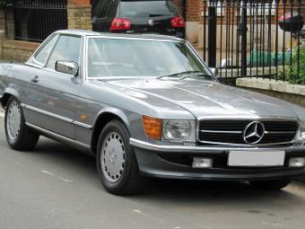 Mercedes-Benz 420 SL