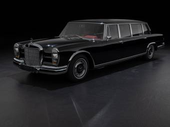 Mercedes-Benz 600 Classic Cars for Sale - Classic Trader