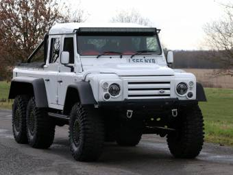 Land Rover Defender 6x4