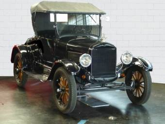 Ford Model T Touring