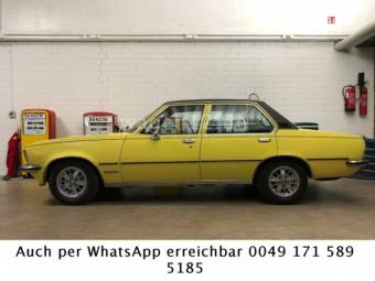 Opel Commodore 2,8 GS/E