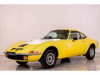 Opel Gt Classic Cars For Sale Classic Trader
