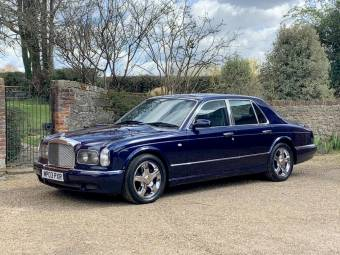 Bentley Arnage R