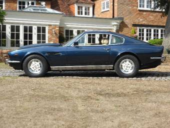 Aston Martin V Classic Cars For Sale Classic Trader - Aston martin v8 for sale