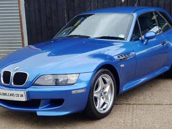 BMW Z3 M-Coupe