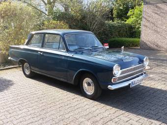 Ford Cortina 1500 Deluxe