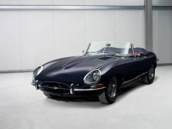 Jaguar E Type 4 2