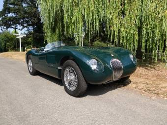 Jaguar XK 120 C (C-Type)