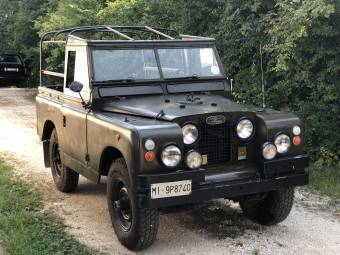 Land Rover 88 Classic Cars For Sale Classic Trader