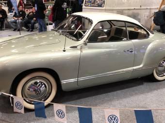 Set PARAURTI = 2 pezzi per VW Maggiolino Cabrio e Karmann Ghia