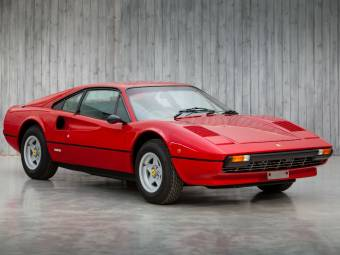 Ferrari 308 Clic Cars for Sale - Clic Trader