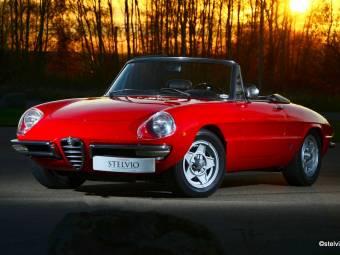 alfa romeo spider classic cars for sale - classic trader
