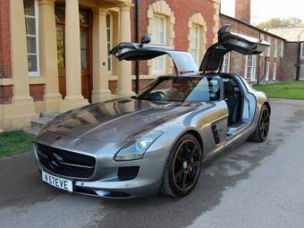 mercedes benz sls amg oldtimer kaufen classic trader. Black Bedroom Furniture Sets. Home Design Ideas