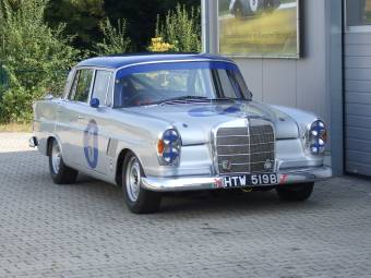 Mercedes Benz Fintail Classic Cars For Sale Classic Trader