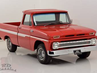 Chevrolet C10 Fleetside Shortbed