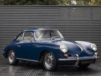 porsche 356 classic cars for sale classic trader. Black Bedroom Furniture Sets. Home Design Ideas