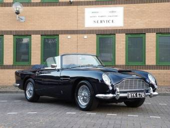 1964 Aston Martin Db5 >> Aston Martin Db 5 Classic Cars For Sale Classic Trader