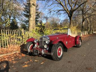 Bentley Mark VI Mallalieu 'Oxford' Sports Two-seater