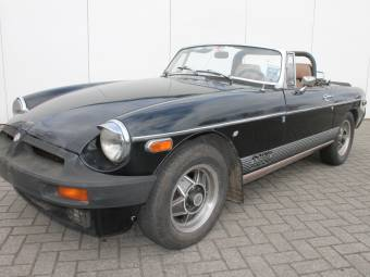 MG MGB Limited Edition