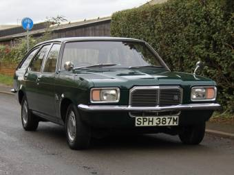 Vauxhall Victor 2300 Estate