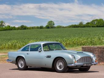 Aston Martin DB Classic Cars For Sale Classic Trader - 1964 aston martin db5 for sale