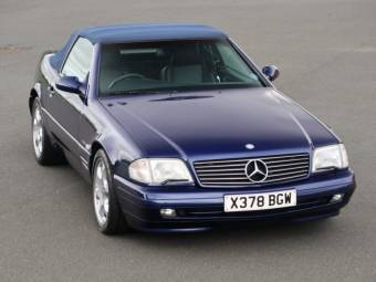 "Mercedes-Benz SL 320 ""Final Edition"""