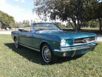 Ford Mustang Oldtimer Kaufen