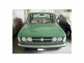 FIAT 124 Speciale