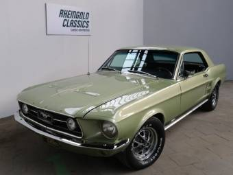 Ford Mustang Oldtimer Kaufen Classic Trader
