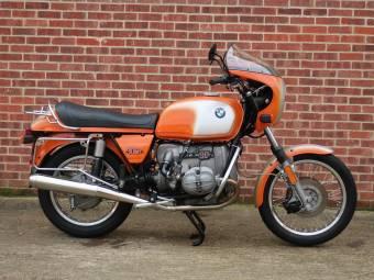 Bmw R 90 S Oldtimer Motorrad Kaufen Classic Trader