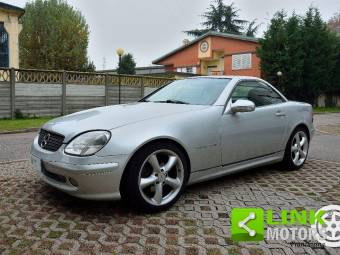 Mercedes-Benz SLK 200 Kompressor