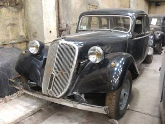Citroën Traction Avant 15/6 Familiale