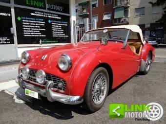 Triumph Tr 3 Classic Cars For Sale Classic Trader