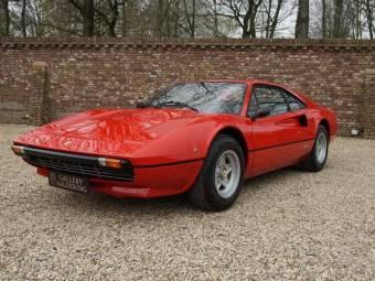 Ferrari 308 Gts For Sale >> Ferrari 308 Classic Cars For Sale Classic Trader