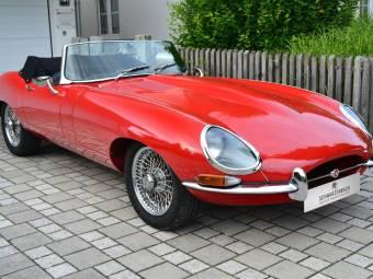 Jaguar E Type 3 8