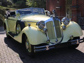 Horch 853 Sport