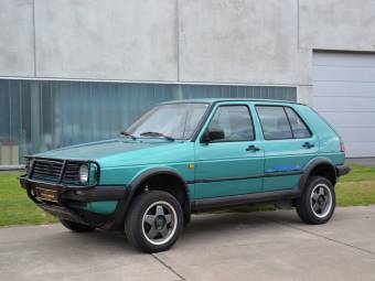 Volkswagen Golf Mk II Country Syncro 1.8