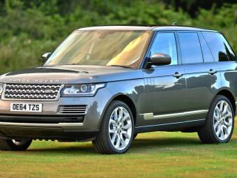 Land Rover Range Rover Vogue TDV6