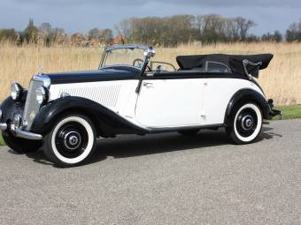 mercedes benz 170 classic cars for sale classic trader rh classic trader com 1954 Mercedes-Benz Old Mercedes-Benz