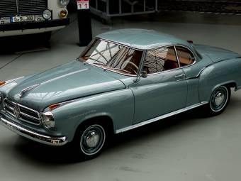 Borgward Isabella Coupe