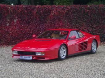 Ferrari Testarossa Classic Cars For Sale Classic Trader