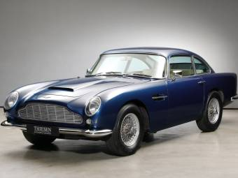 Aston Martin Db 5 Classic Cars For Sale Classic Trader