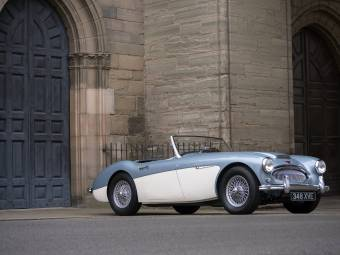 Austin Healey 3000 Classic Cars For Sale Classic Trader