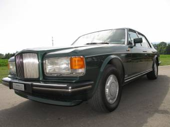 Bentley Mulsanne Turbo