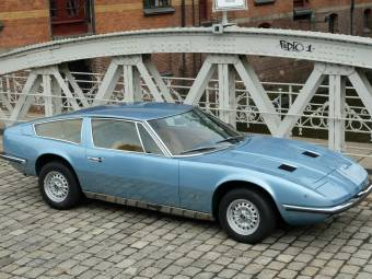 maserati indy classic cars for sale - classic trader