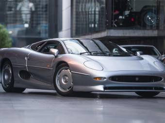 jaguar xj220 classic cars for sale - classic trader