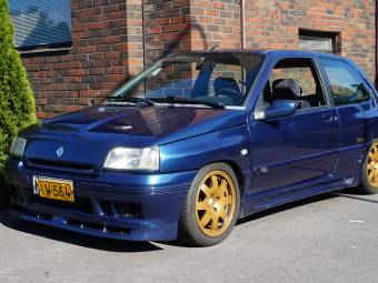 Renault Clio I Williams