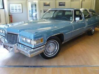 Cadillac Fleetwood Castilian Estate