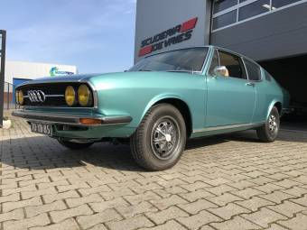 1972 Audi 100 Coupe S For Sale